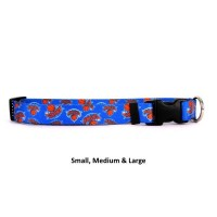 New York Knicks Nylon Pet Collar