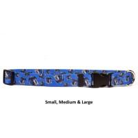 Dallas Mavericks Nylon Pet Collar