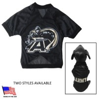 Army Black Knights Athletic Mesh Pet Jersey