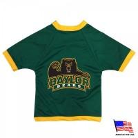 Baylor Bears Athletic Mesh Pet Jersey