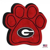 Georgia Bulldogs Paw Squeak Toy