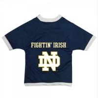 Notre Dame Fighting Irish Premium Pet Jersey