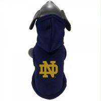 Notre Dame Fighting Irish Polar Fleece Pet Hoodie