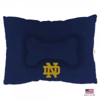 Notre Dame Fighting Irish Pet Slumber Bed