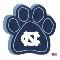 North Carolina Tarheels Paw Squeak Toy