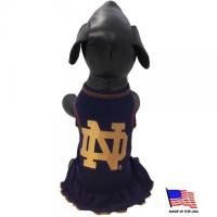 Notre Dame Fighting Irish Pet Cheerleader Dress