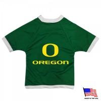 Oregon Ducks Athletic Mesh Pet Jersey
