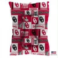 Oklahoma Sooners Pet Slumber Bed
