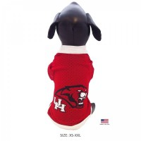 Houston Cougars Athletic Mesh Pet Jersey