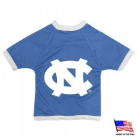 North Carolina Tarheels Athletic Mesh Pet Jersey