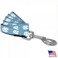 North Carolina Tarheels Pet Leash
