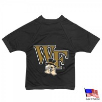 Wake Forest Demon Deacons Athletic Mesh Pet Jersey