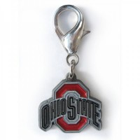 Ohio State Buckeyes Collar Charm