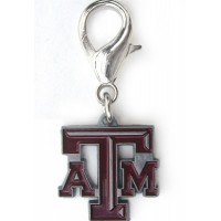 Texas A&M Aggies Collar Charm