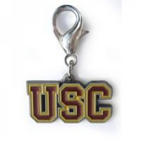 Southern Cal Trojans Collar Charm