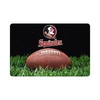 Florida State Seminoles Classic Football Pet Bowl Mat By GameWear