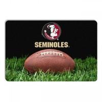 Florida State Seminoles Classic Football Pet Bowl Mat