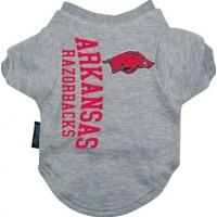 Arkansas Razorbacks Dog T-Shirt