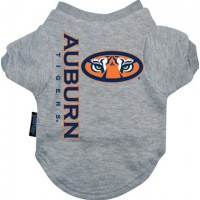 Auburn Tigers Dog Tee Shirt #2