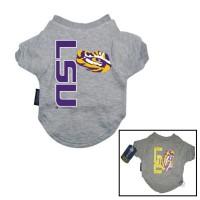 LSU Tigers Pet T-Shirt
