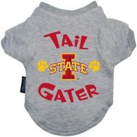 Iowa State Cyclones Tail Gater Pet Tee Shirt