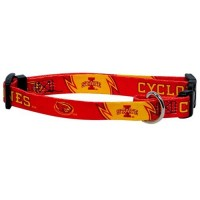 Iowa State Cyclones Dog Collar
