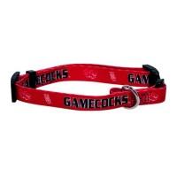 South Carolina Gamecocks Dog Collar