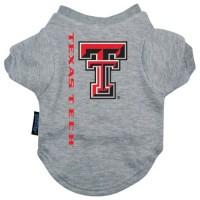 Texas Tech Pet Tee Shirt
