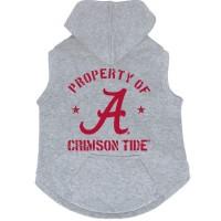 Alabama Crimson Tide Classic Pet Hoodie Sweatshirt