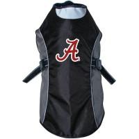Alabama Crimson Tide Water Resistant Reflective Pet Jacket