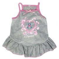 "Arizona Wildcats ""Too Cute Squad"" Pet Dress"