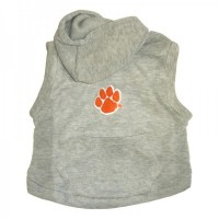 Clemson Tigers Pet Hoodie Sweatshirt