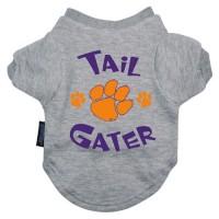 Clemson Tigers Tail Gater Pet Tee Shirt