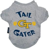 Georgia Tech Tail Gater Pet Tee Shirt