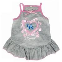 "Kentucky Wildcats ""Too Cute Squad"" Pet Dress"