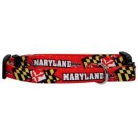 Maryland Terrapins Pet Collar