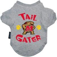 Maryland Terrapins Tail Gater Pet Tee Shirt