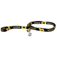 Michigan Wolverines Dog Leash