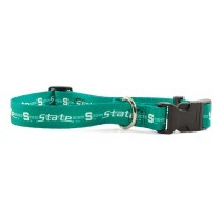 Michigan State Dog Collar