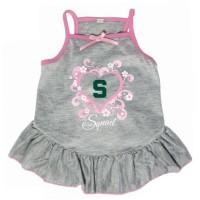 "Michigan State Spartans ""Too Cute Squad"" Pet Dress"