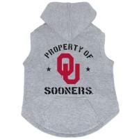 Oklahoma Sooners Pet Hoodie Sweatshirt