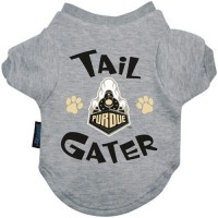 Purdue Boilermakers Tail Gater Pet Tee Shirt