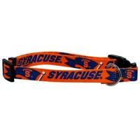 Syracuse Orange Pet Collar