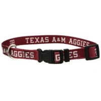 Texas A&M Aggies Pet Collar