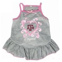 "Texas A&M Aggies ""Too Cute Squad"" Pet Dress"