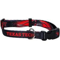 Texas Tech Pet Collar