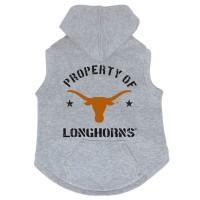 Texas Longhorns Pet Hoodie Sweatshirt
