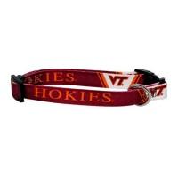 Virginia Tech Dog Collar