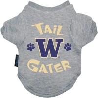 Washington Huskies Tail Gater Pet Tee Shirt