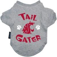 Washington State Tail Gater Pet Tee Shirt